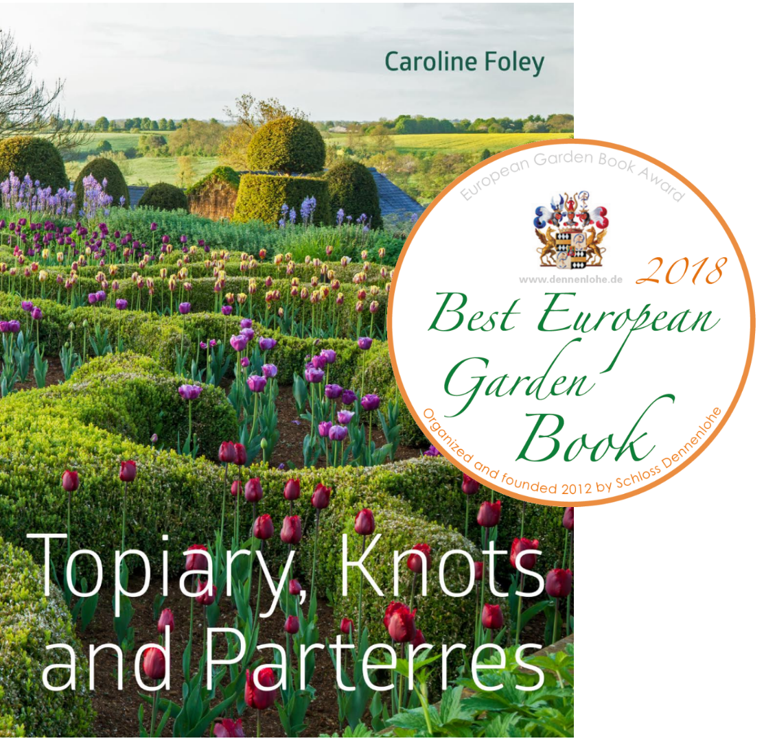 TKP + Best European Garden Book Award 2